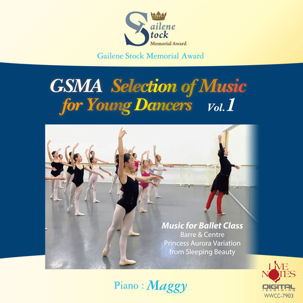 GSMA Selection of Music for Young Dancers